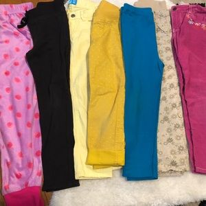 Back to School Bundle—7 pairs of pants size 5